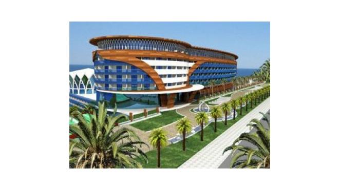 ЧП в турецком отеле: упала трибуна со зрителями