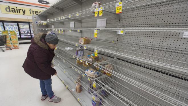 В России предупредили о возможном росте цен на продукты до 20%