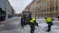 Дорожные службы Петербурга за сутки вывезли порядка ...