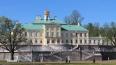 Огонь едва не уничтожил Меншиковский дворец в Ломоносове