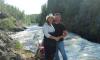 У жены мужчины, упавшего в водопад в Карелии, другая версия происшествия