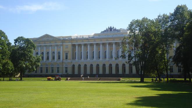 На просушку закрылись Летний и Михайловский сады