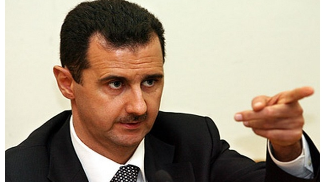 Башар Асад: Сирия готова отразить любой удар