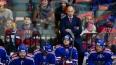 СКА в домашнем матче регулярного чемпионата КХЛ продул ...