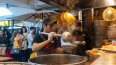 Василеостровский рынок закрывает ресторанную часть ...