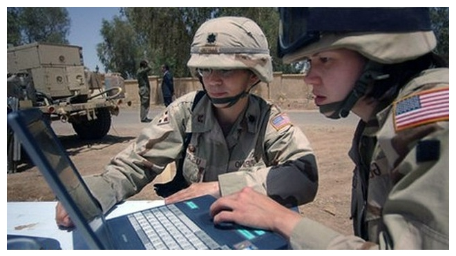 Солдаты армии США использовали пиратское ПО