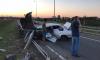 """Молодой человек на """"BMW"""" разбился насмерть из-за глупой развилки на КАД"""