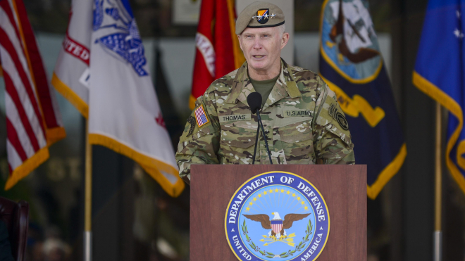 Генерал Пентагона: У США нет законных оснований для действий в Сирии