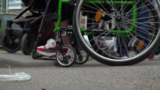 В Пушкине нашли две организации, не позаботившихся об инвалидах
