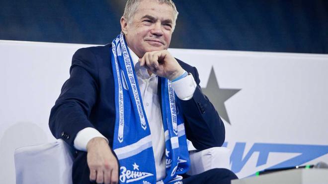 """Гендиректор """"Зенита"""" оценил трансферную кампанию клуба перед футбольной Лигой чемпионов"""