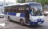 В Стрельне в ДТП попал автобус с туристами