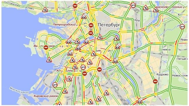 """Мобильный доступ к """"Яндекс.Картам"""" станет платным с 10 июня"""
