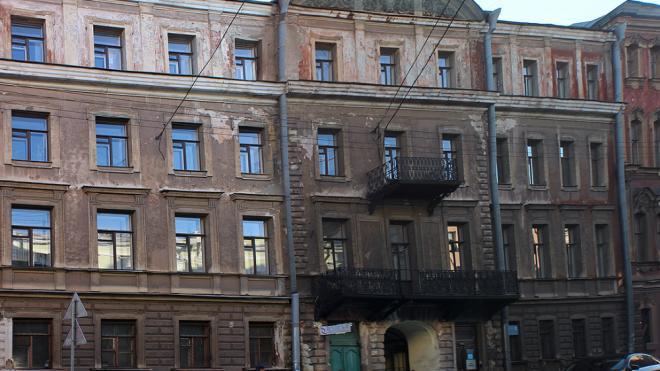 В исторических зданиях на Галерной появится элитное жильё