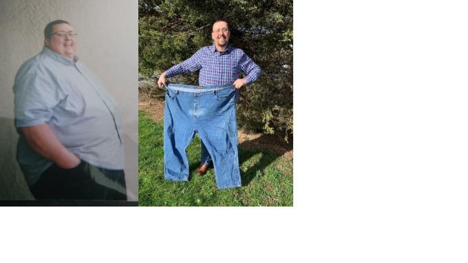 Похудеть мужчина 45
