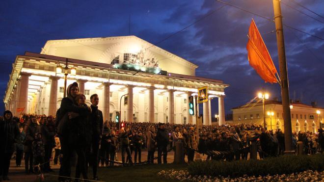 Начался конкурс на проведение Дня Победы в Петербурге
