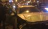 """""""Ford Focus"""" столкнулся с тремя автомобилями на Литейном проспекте"""