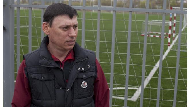 Ушел из жизни известный футболист Илья Цымбаларь
