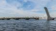 Троицкий мост разведут в 21 час