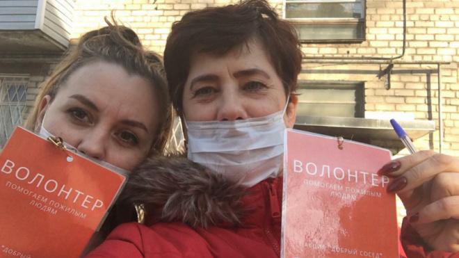 В Ленобласти на помощь населению пришло более 1000 добровольцев