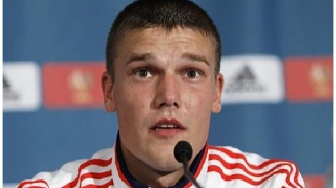 Капелло не вызвал Денисова на товарищеские матчи с Сербией и Южной Кореей