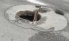 В Горелово прохожий упал в канализационный люк и утонул