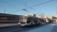 На Тучковом мосту загадочное ЧП: трамваи и троллейбусы ...