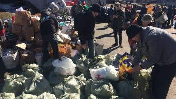 В 15 районах Петербурга пройдет акция по раздельному сбору мусора