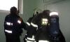 15 человек эвакуированы из пожара на Бабушкина