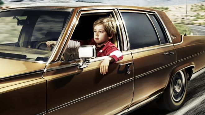 Германия: Восьмилетний мальчик угнал авто у родителей и прокатился по трассе на скорости 140 км/час