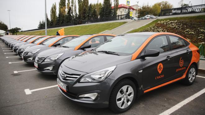 В Петербурге спрос на каршеринг вырос на 50%