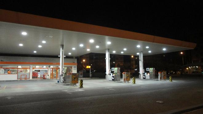 Нетрезвый водитель в Ленобласти не расплатился на заправке и был пойман росгвардейцами