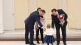 В Выборгском районе Петербурга 13 семей получили материн...