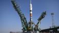 """Ракету """"Союз-2.1а"""" вывезли на старт для первого полета ..."""
