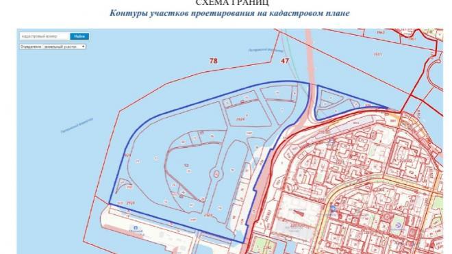 На Васильевском острове за пять лет планируют намыть 163 гектара