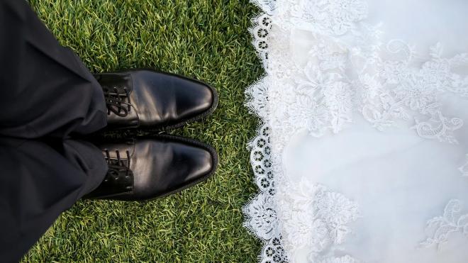 Каждый день в Петербурге регистрируют более 200 браков