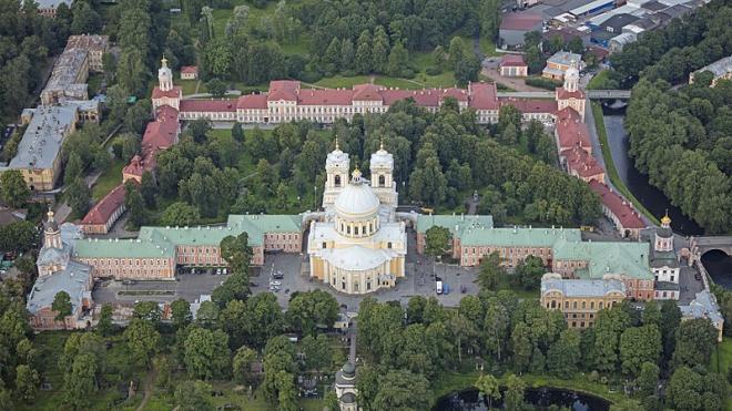 Определен разработчик проекта реставрации Александро-Невской лавры