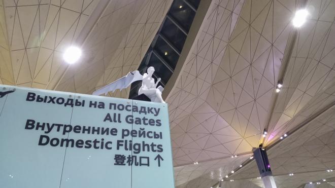 Во вторник в Египет отправится первый рейс из Пулково