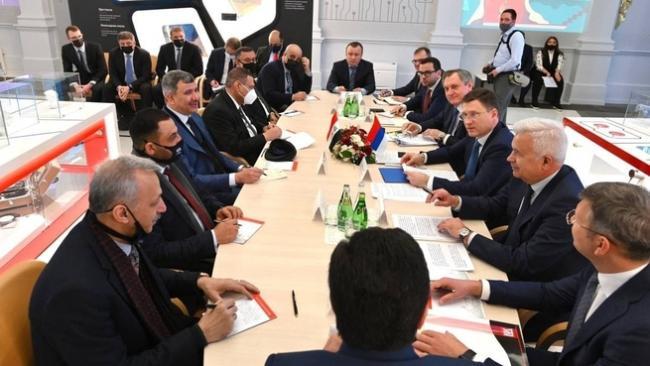 Новак: накопленные инвестиции компаний РФ в нефтегазовые проекты в Ираке превысили $10 млрд
