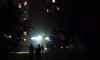 На Маршала Новикова неизвестные устроили пожар и скрылись