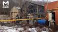 При взрыве газа на пожаре в Московской области погиб ...