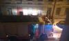 На улице Полозова пожарные ночью тушили подвал жилого дома