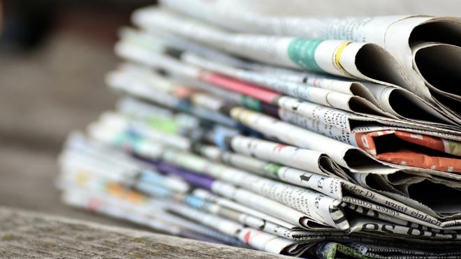 В Петербурге возобновили работу киоски с прессой