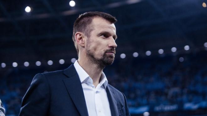 "Сергей Семак поужинал с фанатами ""Зенита"""