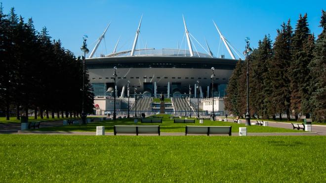 Спортсмены с флагами 32 стран-участниц ЧМ пройдут 32 километра по Санкт-Петербургу