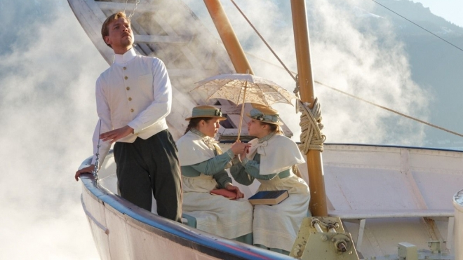 «Солнечный удар» Михалкова стал лучшим фильмом года и получил «Золотого орла»