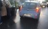 На проспекте Пятилеток в Петербурге маленькая девочка попала под колеса