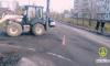 В Ленобласти мужчина погиб под колёсами экскаватора