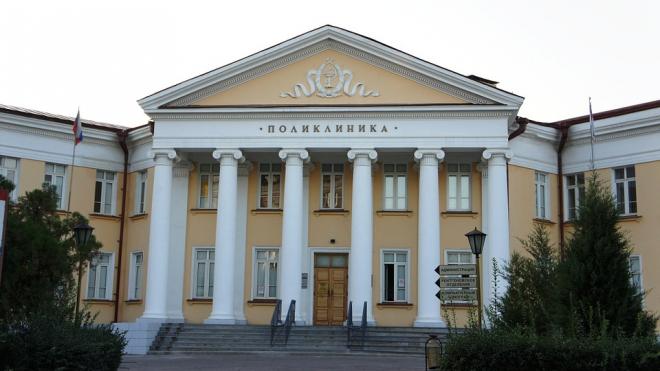 В Ленинградской области обновляют детские поликлиники