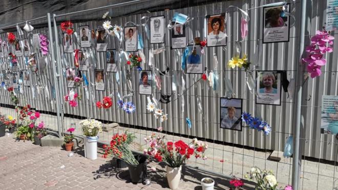 В Петербурге умер врач-реаниматолог роддома №9