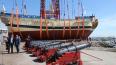 """Линейный корабль """"Полтава"""" возглавит строй военно-морского ..."""